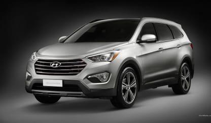 Hyundai Santa Fe Theme