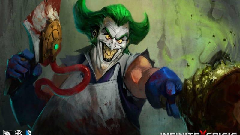 Infinite Crisis Theme Preview Image