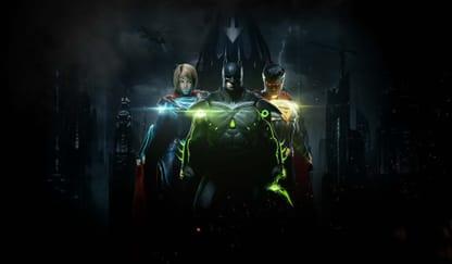 Injustice 2 Theme