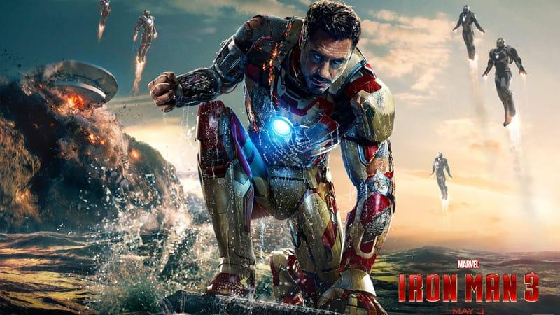 Iron Man 3 Theme Preview Image