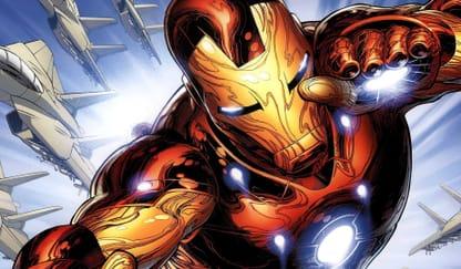 Iron Man Comics Theme