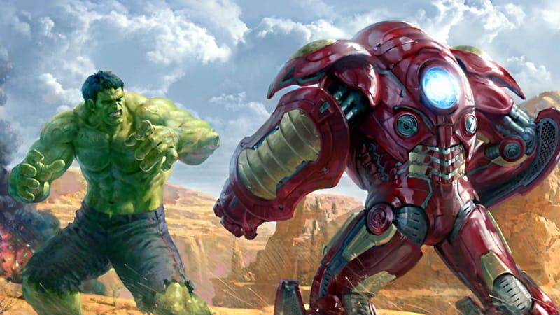 Iron Man Comics Theme Preview Image