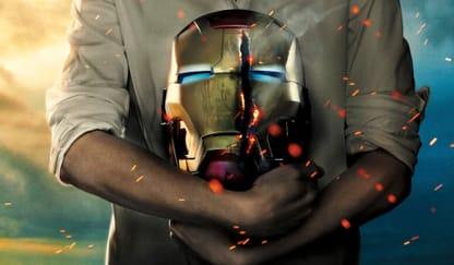 Iron Man Exclusive Theme