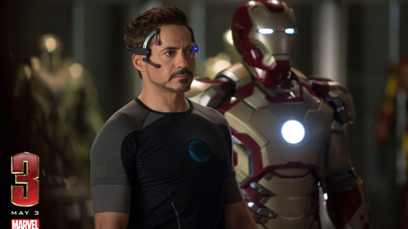 Iron Man Exclusive Theme Preview Image
