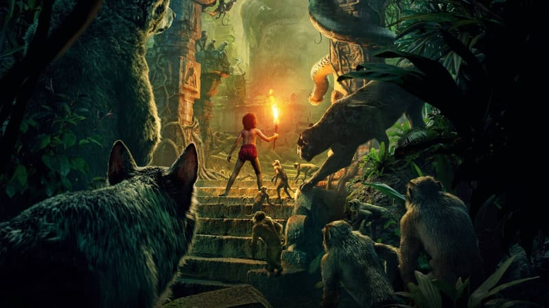 The Jungle Book Theme Preview Image