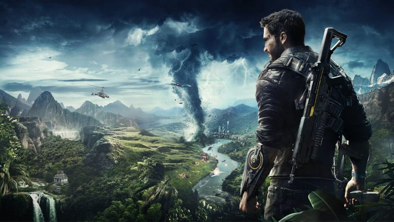 Just Cause 4 Theme Preview Image