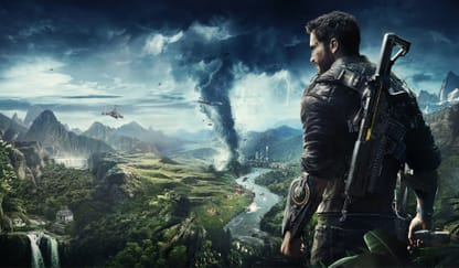 Just Cause 4 Theme
