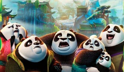 Kung Fu Panda Theme