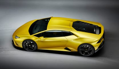 Lamborghini Huracan Evo Theme Preview Image