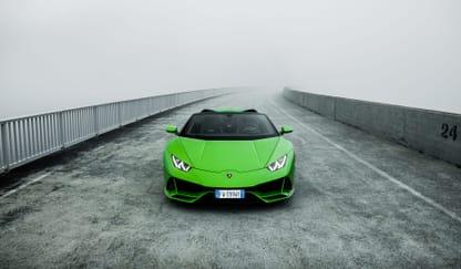 Lamborghini Huracan Evo Theme