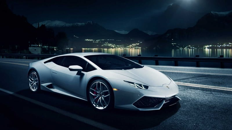 Lamborghini Huracan Theme Preview Image