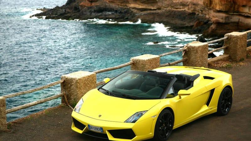 Lamborghini Theme Preview Image
