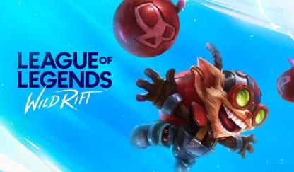League Of Legends Wild Rift Theme