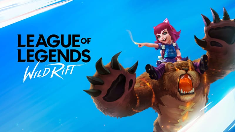 League Of Legends Wild Rift Theme Preview Image