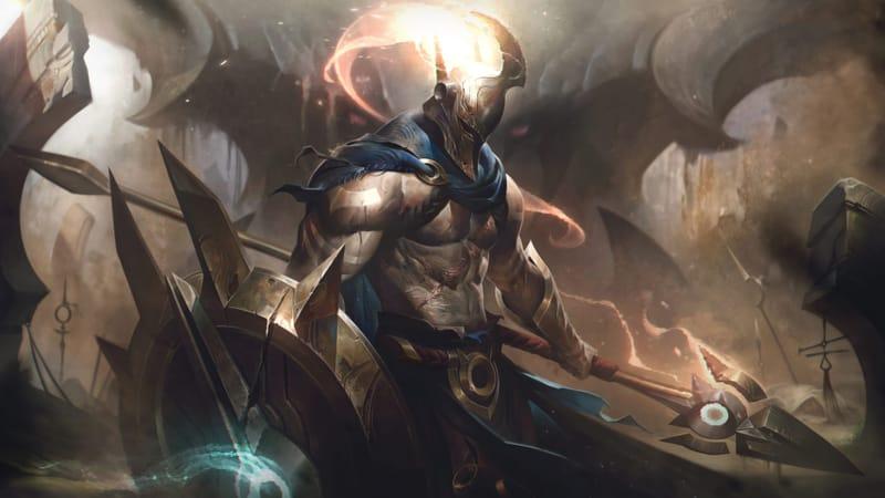 League Of Legends Theme Preview Image