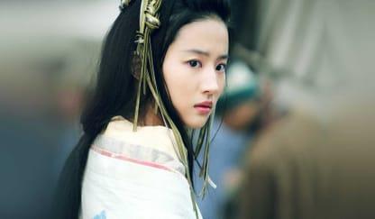 Liu Yifei Theme Preview Image