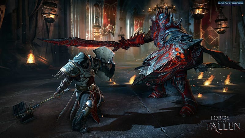 Lords Of The Fallen Theme Preview Image