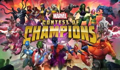 MARVEL Contest Of Champions Theme