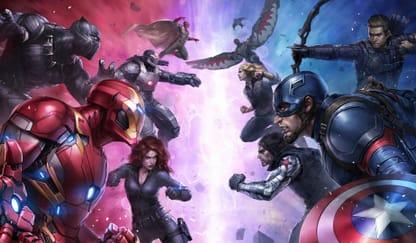 Marvel Future Fight Theme