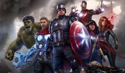 Marvels Avengers Theme