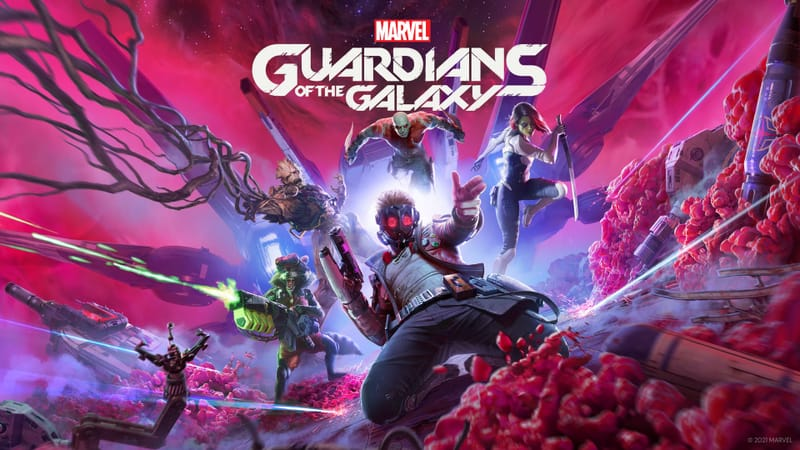 Marvels Guardians Of The Galaxy Theme Preview Image