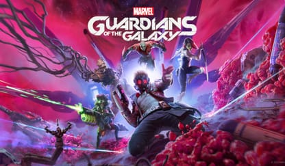 Marvels Guardians Of The Galaxy Theme