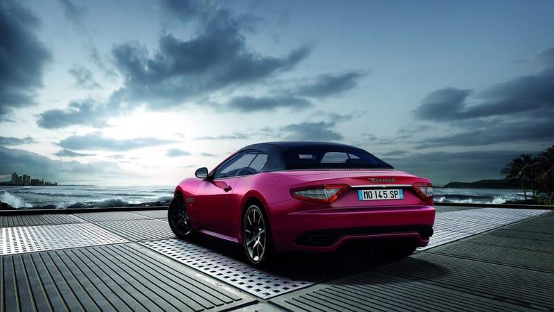 Maserati Theme Preview Image