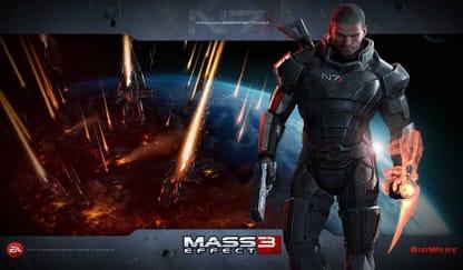 Mass Effect 3 Theme