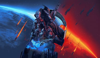 Mass Effect Legendary Edition Theme Preview Image