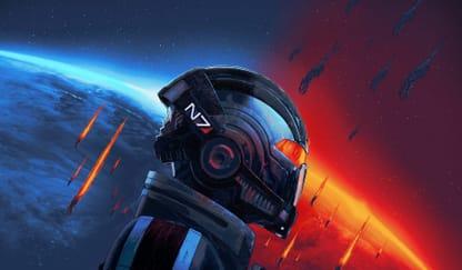 Mass Effect Legendary Edition Theme