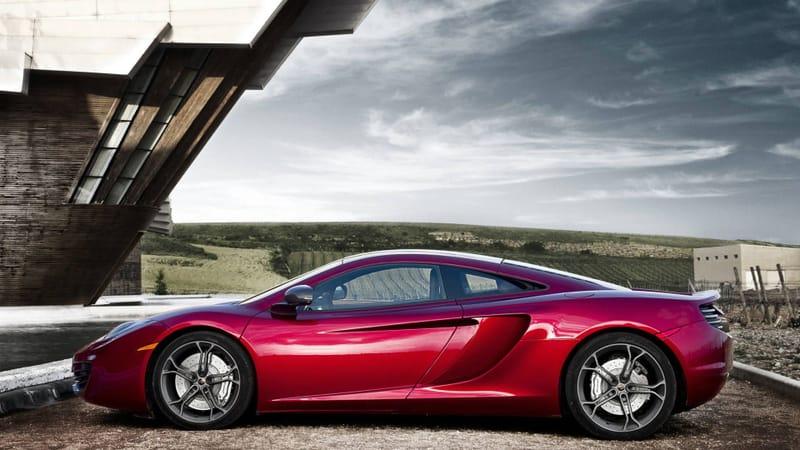 McLaren Car Theme Preview Image
