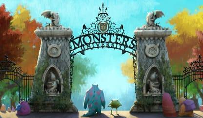 Monsters University Theme