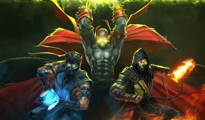 Mortal Kombat 11 Theme