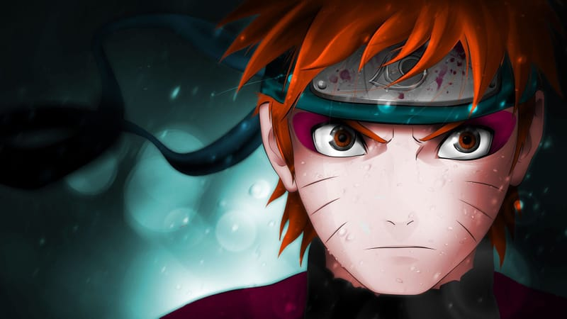 Naruto Theme Preview Image