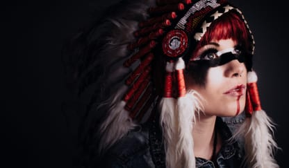 Native Americans Theme Preview Image