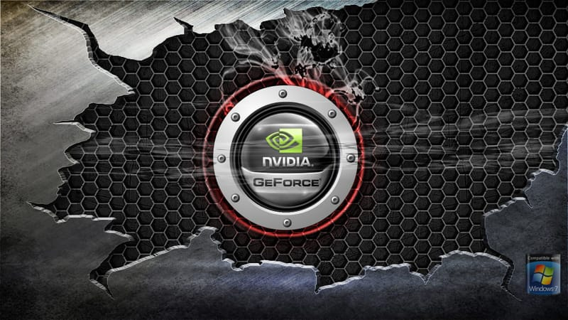 Nvidia Theme Preview Image