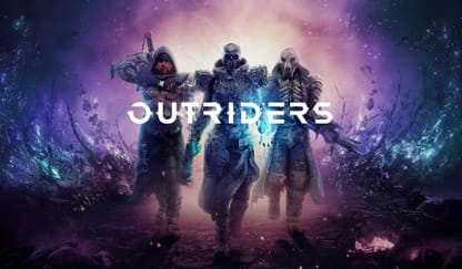 Outriders Theme Preview Image