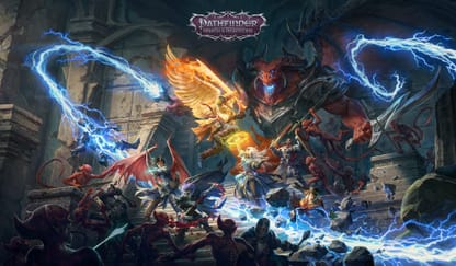 Pathfinder Wrath Of The Righteous Theme Preview Image