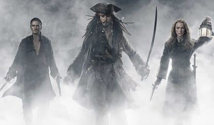 Pirates Of The Caribbean At Worlds End Theme