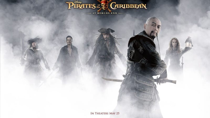 Pirates Of The Caribbean At Worlds End Theme Preview Image