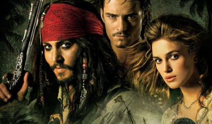 Pirates Of The Caribbean Dead Mans Chest Theme