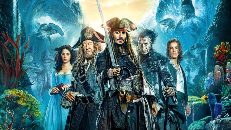 Pirates Of The Caribbean Dead Men Tell No Tales Theme Preview Image