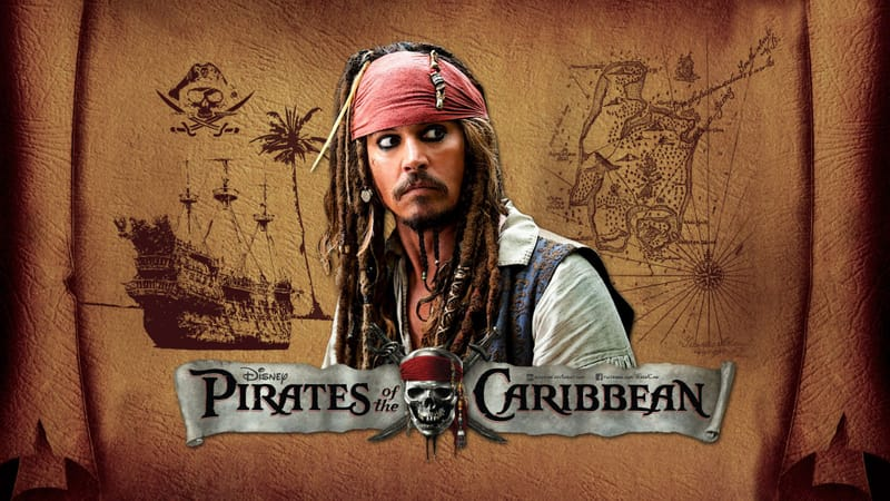 Pirates Of The Caribbean Theme Preview Image
