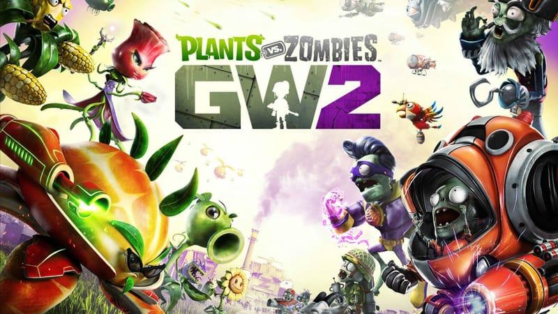 Plants Vs Zombies Garden Warfare 2 Theme Preview Image