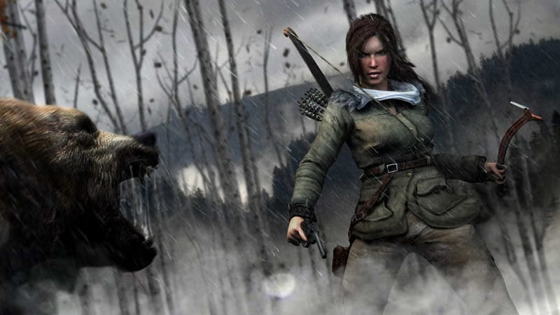 Rise Of The Tomb Raider Theme Preview Image