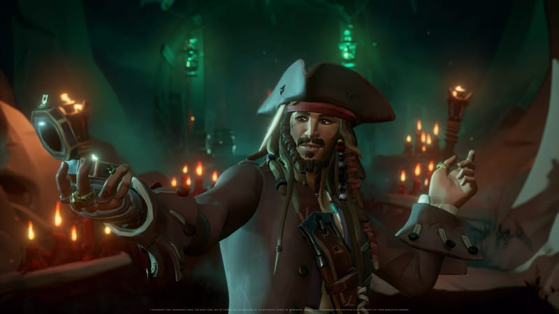 Sea Of Thieves Theme Preview Image