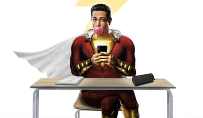 Shazam! Theme Preview Image