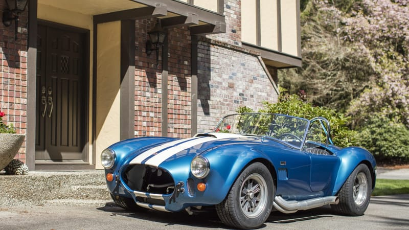 Shelby Cobra 427 Theme Preview Image