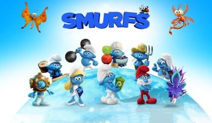 Smurfs The Lost Village Theme