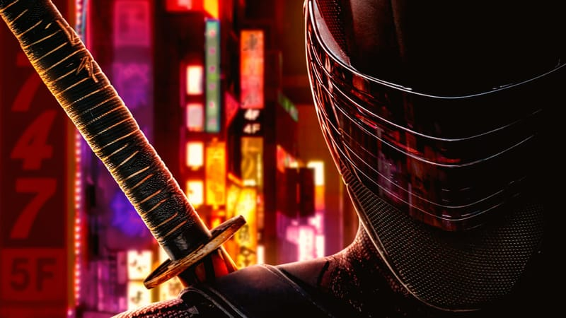 Snake Eyes GI Joe Origins Theme Preview Image